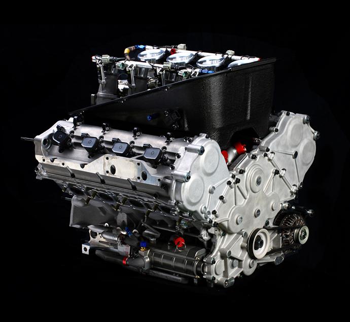 NISMO|NISMO Customer Racing|Racing Engine