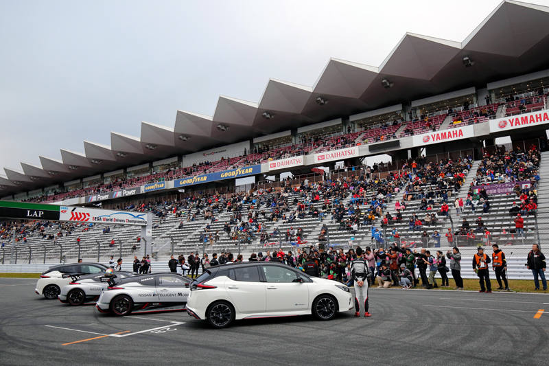 2018年 RACING EVENT AREA 17