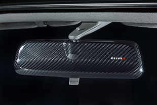NISMO Carbon Pillar Garnish  For Skyline GT-R R34  7689S-RNR40