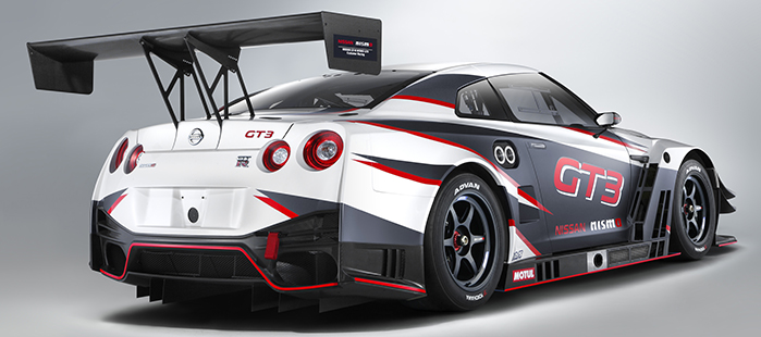 2013 Model Nissan GT-R Nismo GT3 Released - Front Page ...