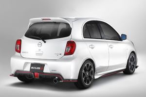 Nissan March Tuning >> NISMO | NEWS RELEASE