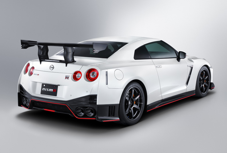Nismo News Release Nissan Gt R R35 Nismo 2017年モデル用