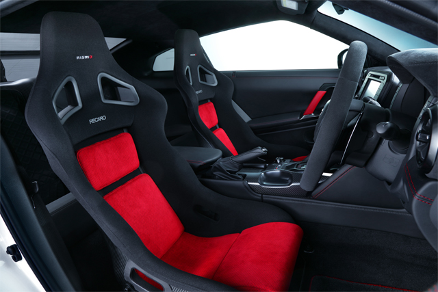 NISMO|OmoriFactory|NISMO N Attack Package for NISSAN GT-R ...